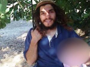 הודה ברצח ושחזר - עמירם בן אוליאל (צילום מסך)