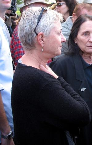"""""""שתולה"""" ענת גוב. הלכה לעולמה לפני כשלוש שנים (צילום: ויקיפדיה)"""