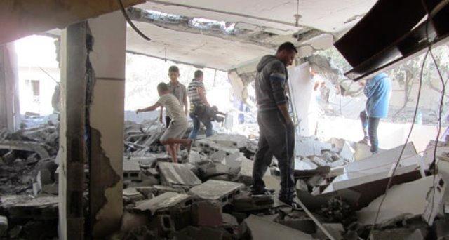 """צה""""ל מיפה את בתי משפחות המחבלים מהפיגוע בשער בנימין"""