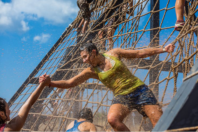 """""""מרוץ הליגיון"""", לראשונה בישראל אירוע האקסטרים שכובש את אירופה"""