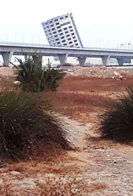 צילום: דוברות כבאות אש מחוז חוף