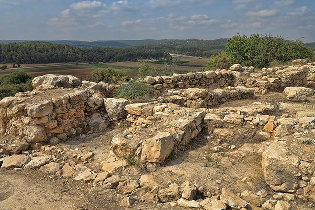 בן ישי חי וקיים - עדות לקיומה של ממלכת דוד בעמק האלה