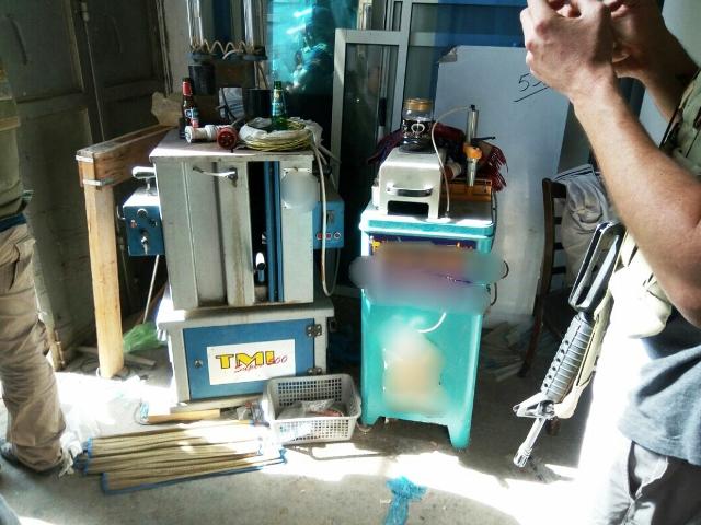 חלק מהרכוש הגנוב (צילום: משטרת ישראל)