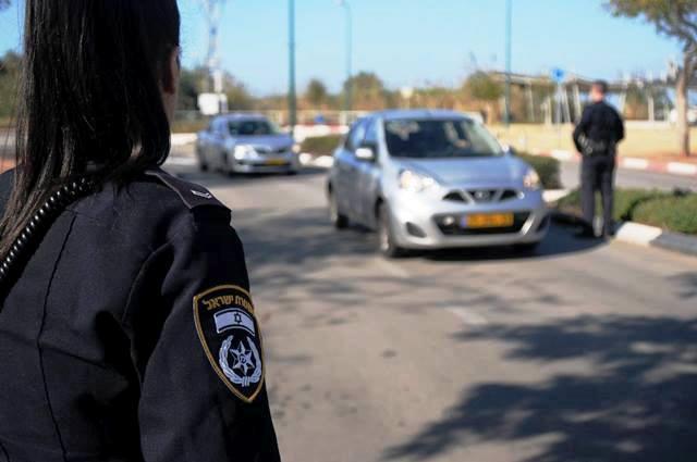 צילום ארכיון - דוברות המשטרה