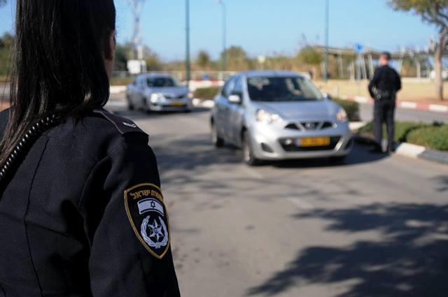 צילום ארכיון - משטרת ישראל