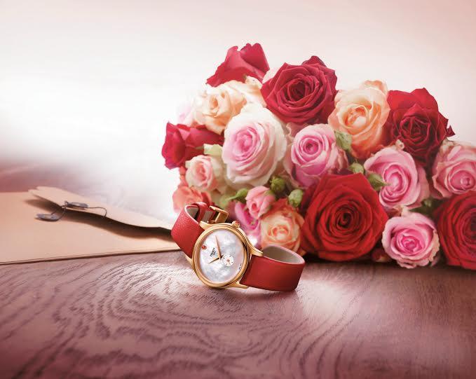 """שעון לוולנטיין -צילום: יח""""צ חו""""ל"""