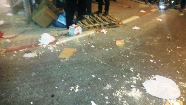 """הפגנות חרדים בגין מעצר עריק מצה""""ל:  3 שוטרים נפצעו ועשרות נעצרו"""