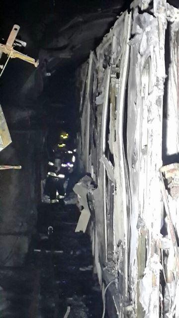 צילום: דוברות מכבי האש מחוז חוף