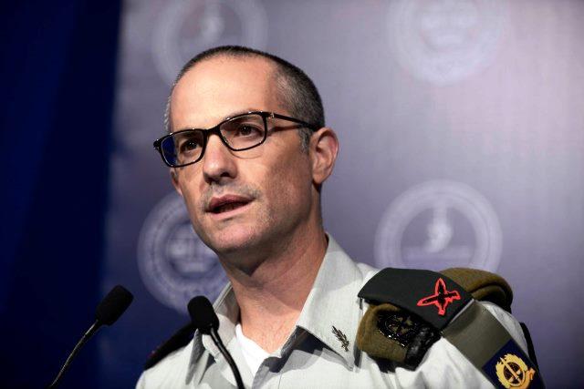 הפרקליט הצבאי הראשי - תת-אלוף שרון אפק (צילום מסך חדשות 2)