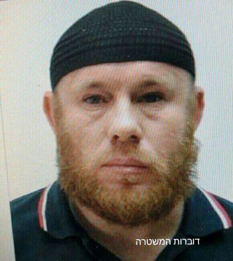 ולנטין מזלבסקי (צילום: דוברות משטרת ישראל)