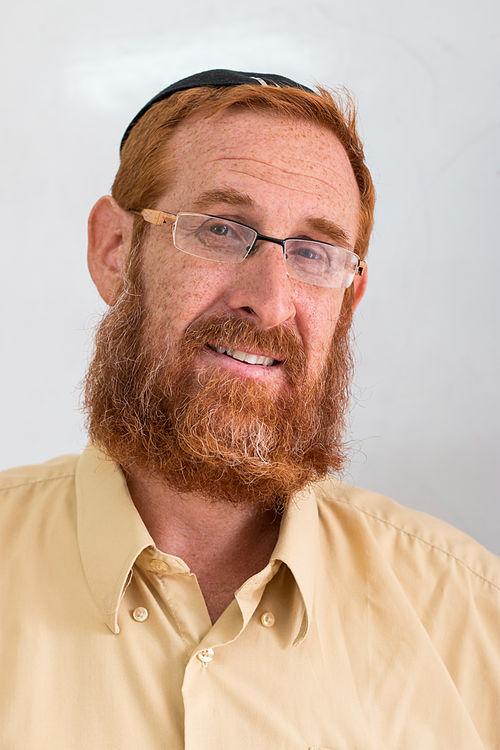 """יעתור לבג""""צ. יהודה גליק (צילום: ויקיפדיה)"""