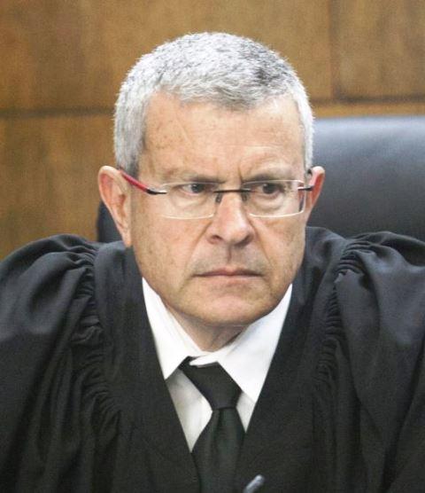 דוד רוזן (צילום ארכיון ממשפט הולילנד)