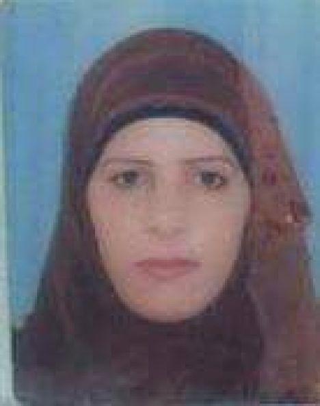 מריאם איסמאעיל בת 23 - נורתה כי נחשדה. על גופה נמצאו 2 סכינים