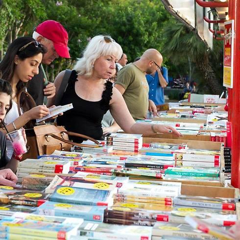 שבוע הספר של הסופרים – ולא של הוצאות הספרים.