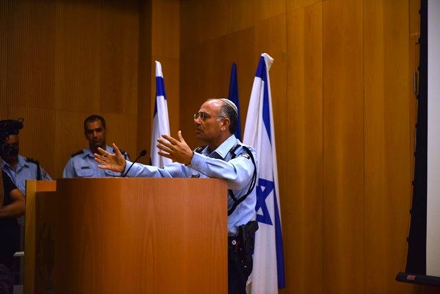 ניצב דוד ביתן (צילום: דוברות המשטרה)