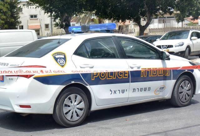 אילוסטרציה (דוברות המשטרה)