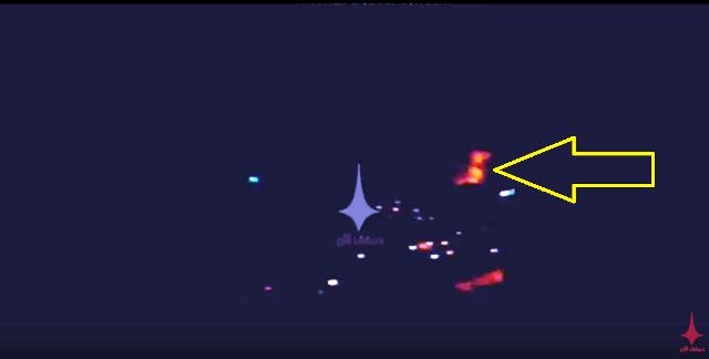 התקיפה (צילום מסך)