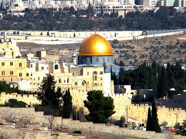 ירושלים קברים סביב לה