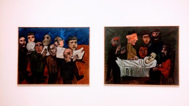 """תערוכה מומלצת """"אברהם אופק: גוף עבודה"""", מוזיאון תל אביב לאמנות"""