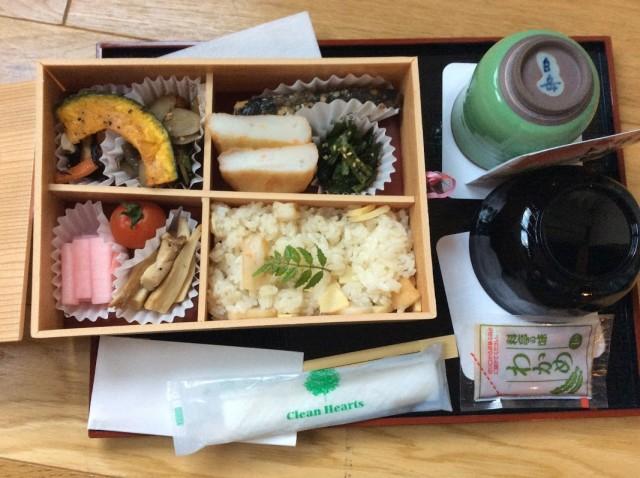 קופסת הבנטו - ארוחת בוקר מסורתית