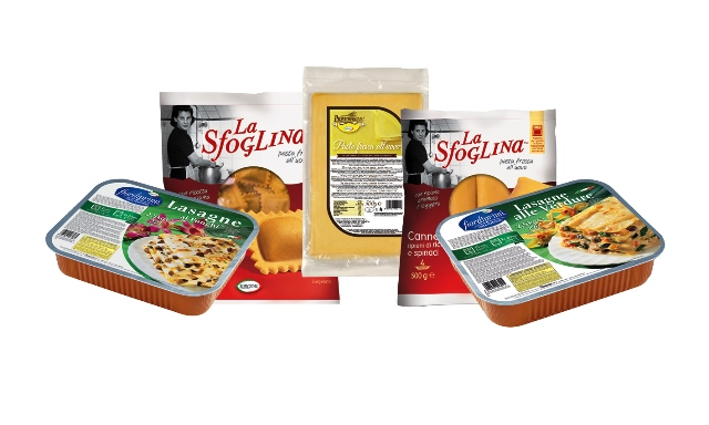 טיב טעם יבואנית פסטה סורג'יטל מאיטליה. (צילום אסף לוי )