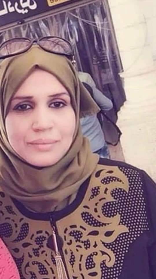הנרצחת - עאישה מוחמד תלאל ראבי (צילום באדיבות ארגון רבנים למען זכויות אדם)
