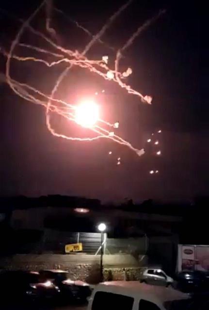 ליל מלחמה בדרום - עשרות רקטות נורו מעזה לישראל. חיל האוויר תקף 80 מטרות טרור