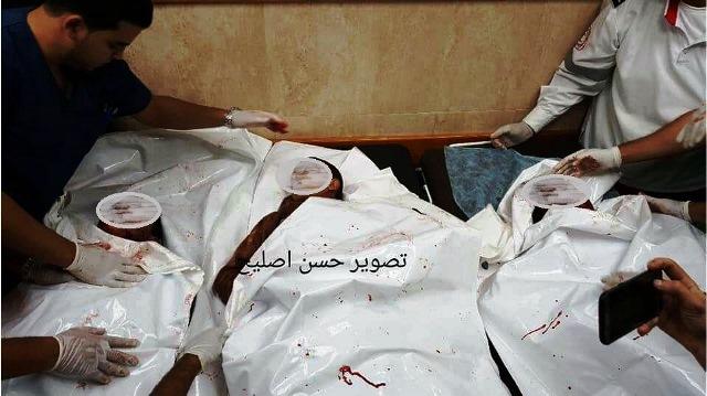 גופות הילדים פורסמו ברשתות השונות באינטרנט