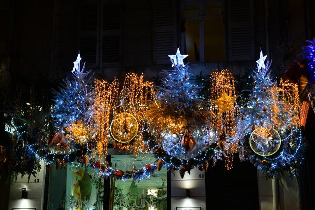 אורות חג המולד