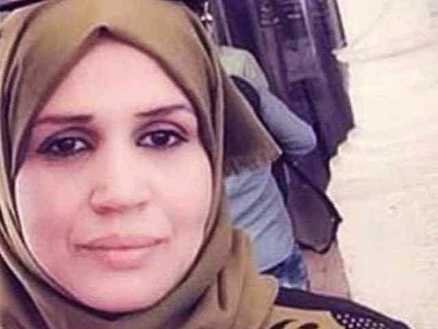 נרצחה בפיגוע: עאישה אל -ראבי