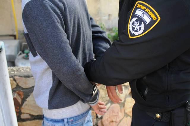 אילוסטרציה - משטרת ישראל