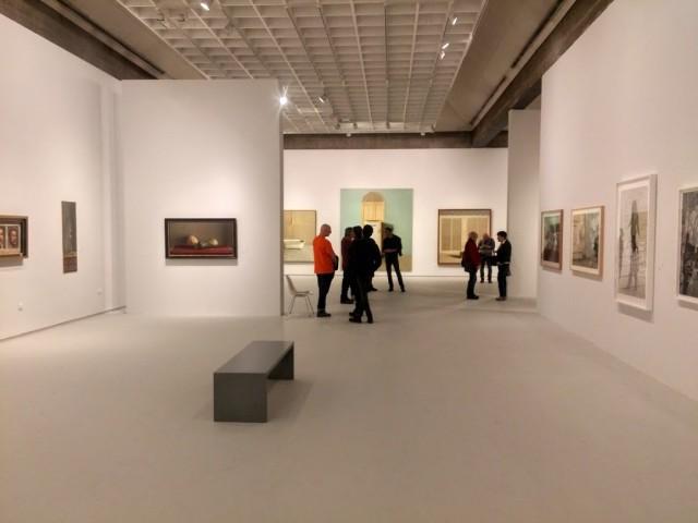 """תערוכת """"עשור לפרס ע""""ש חיים שיף לאמנות פיגורטיבית-ריאליסטית"""" במוזיאון תל אביב לאמנות"""