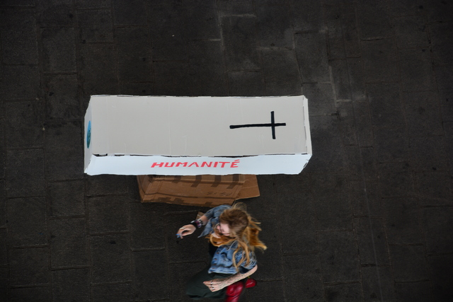 ארון הקבורה של האנושות