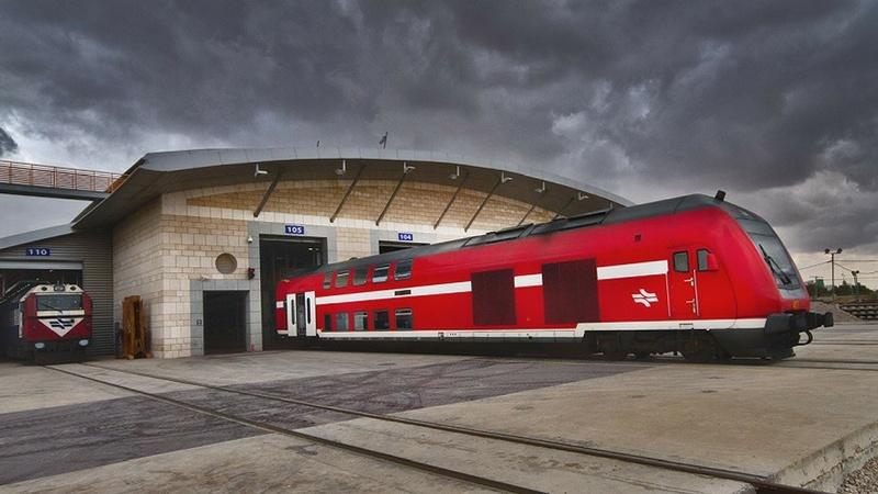 צילום ארכיון: רכבת ישראל
