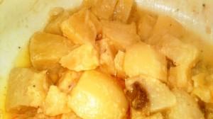 תפוחי אדמה נימוחים