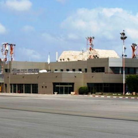 מסוף נמל תעופה חיפה (צילום ארכיון: רשות שדות התעופה)