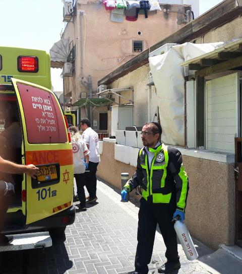 נער נדקר בכניסה למקלט לנוער גאה בתל אביב