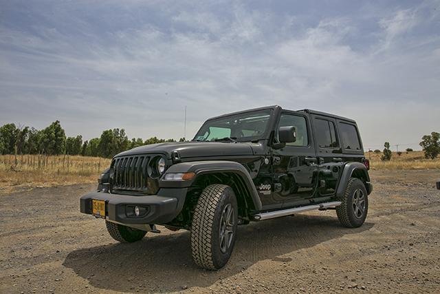 המותג Jeep מציג זינוק של 55% במכירות בהשוואה לאשתקד