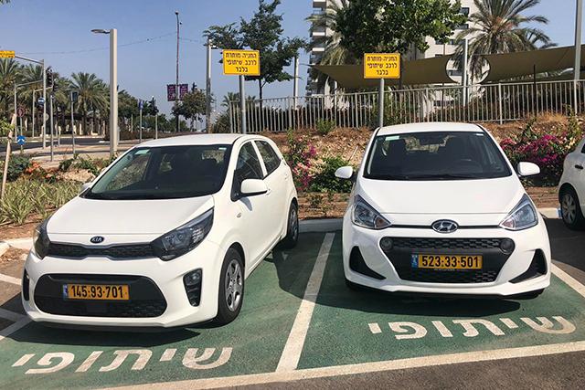 Buzz Car - שירות השכרת רכב שיתופי חדש של קבוצת שלמה