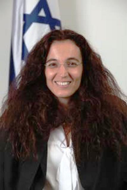 השופטת נאווה גדיש (צילום: אתר בתי המשפט)