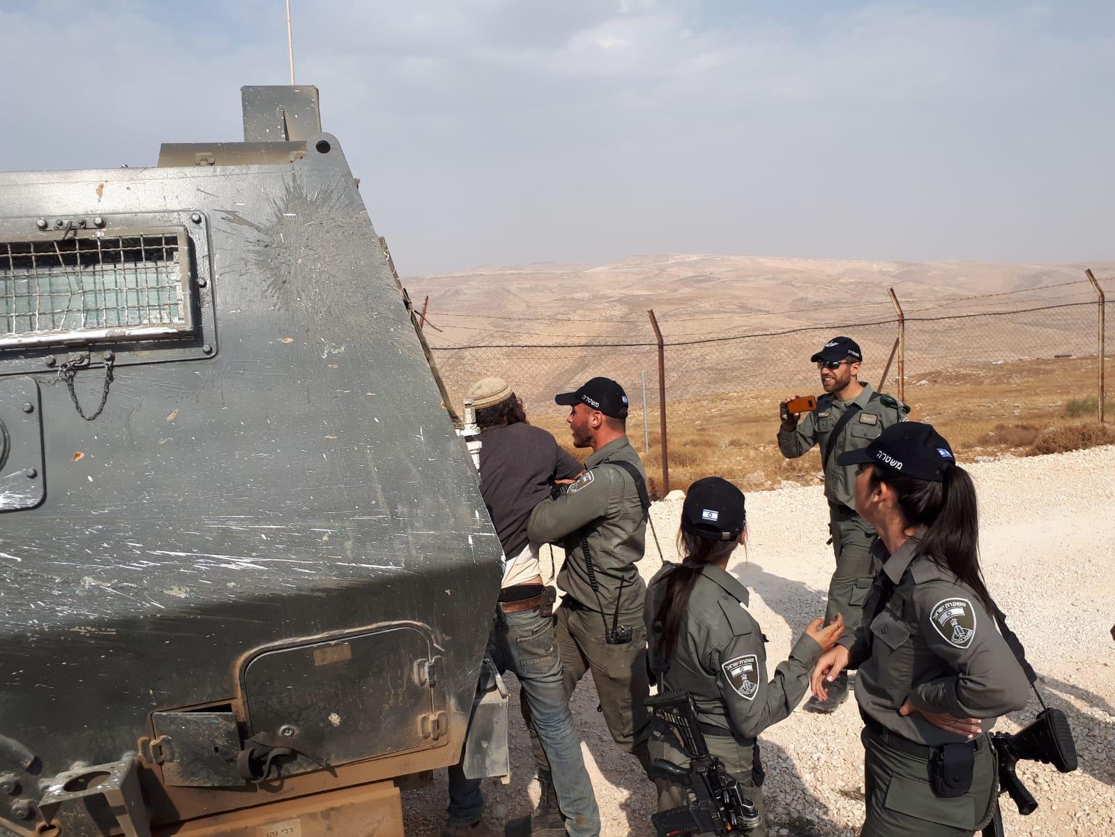 המעצרים (צילום חוננו)