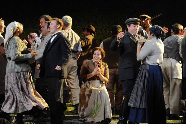 רצח על כבוד המשפחה, גרסת האופרה הישראלית