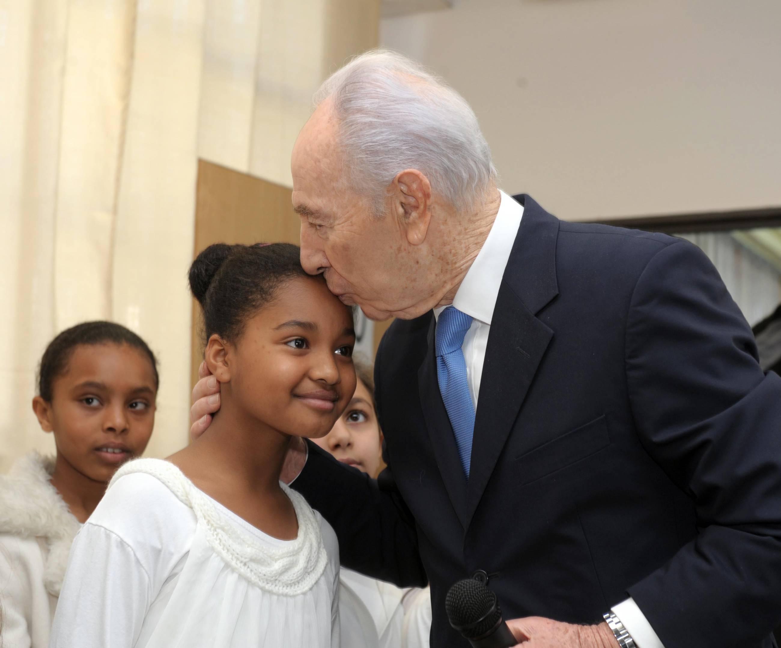 """פרס: """"ישראל כולה צריכה לומר תודה לעולים יוצאי אתיופיה – ולא ההיפך"""""""