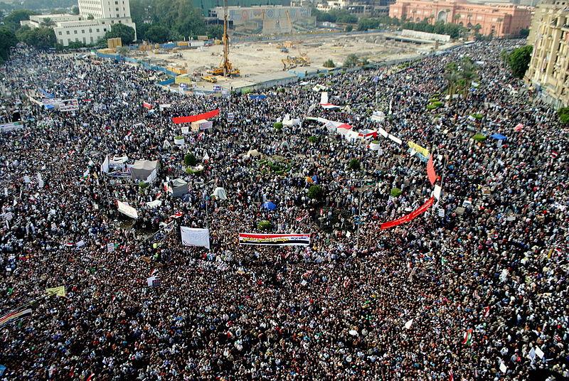שנה אחרי המהפכה במצרים: אין שינוי