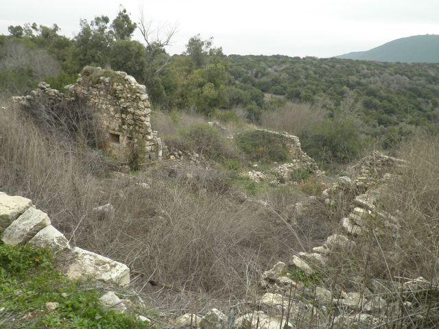 סיור אל העבר: פה היה ביתו – כפר בירעם