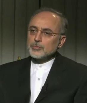 שר החוץ האיראני, על אכּבּר סאלחי