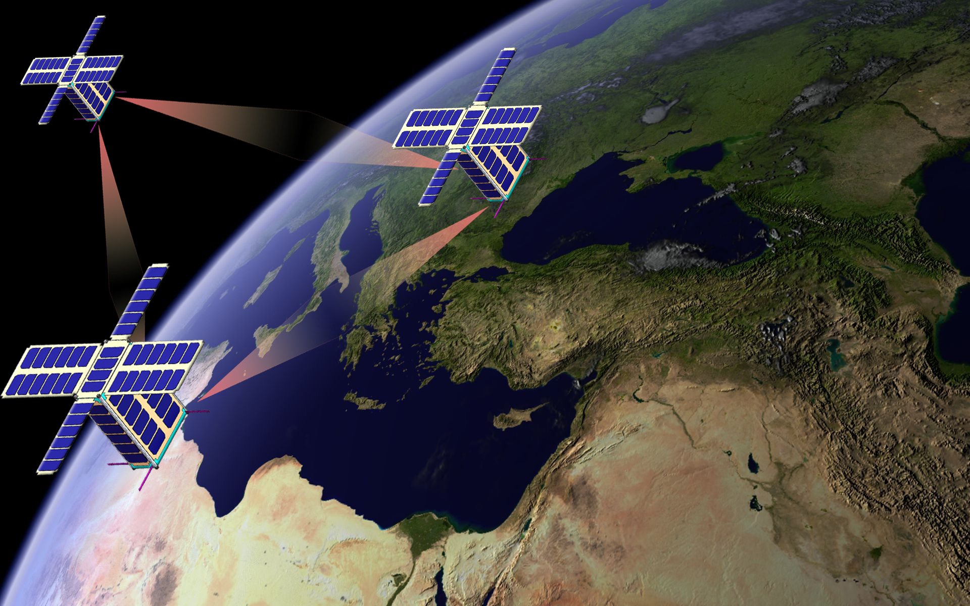 לראשונה בעולם: הטכניון ישגר לחלל מבנה של שלושה ננו-לוויינים