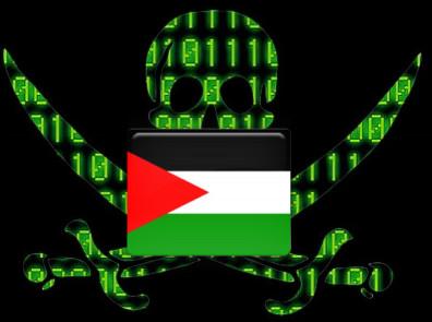 האקרים שטוענים כי הם פרו-פלסטינים הפילו את אתרי קבוצת הארץ