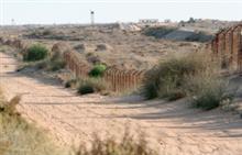 """צה""""ל חושף: בשבוע שעבר אותר עוד מטען חבלה רב עוצמה בגבול מצרים"""