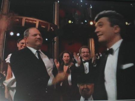 """אוסקר 2012, אין הפתעות: והזוכה הוא """"הארטיסט"""". מריל סטריפ היא השחקנית הטובה ביותר. """"הערת שוליים"""" הפסיד לסרט האירני """"פרידה"""""""